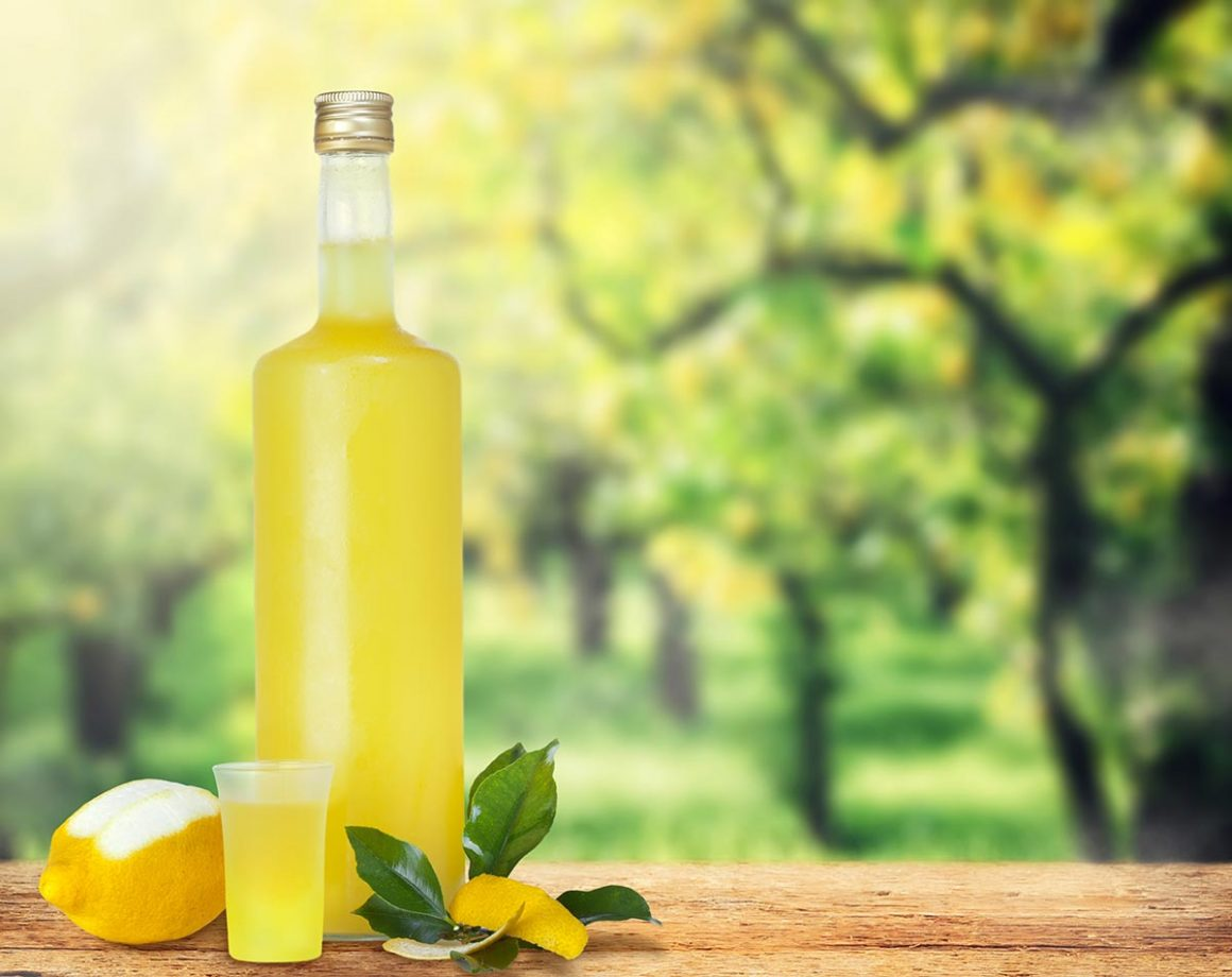 The Real Recipe For Limoncello Siciliano Etnagnam